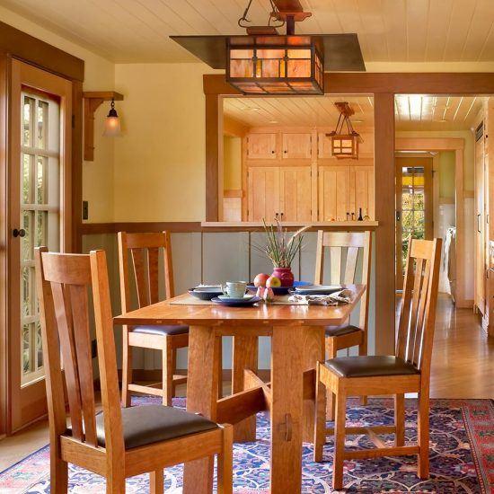 Historic Home Dining Room Renovation by HartmanBaldwin