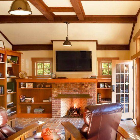 Historic Home Living Room Renovation by HartmanBaldwin