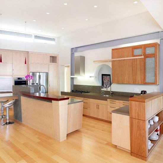 Modern New Custom Kitchen by HartmanBaldwin