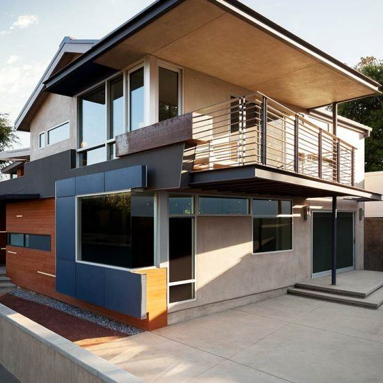 Contemporary Architecture Home Transformations