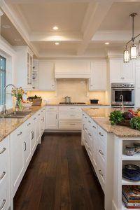 Hampton's Style Classic Kitchen Designed by HartmanBaldwin