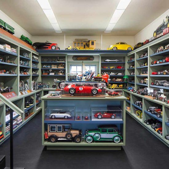 Miniature Car Collection Designed by HartmanBaldwin