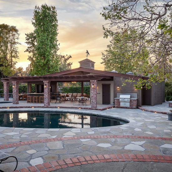 Ultimate Luxury Outdoor Living & Design by HartmanBaldwin