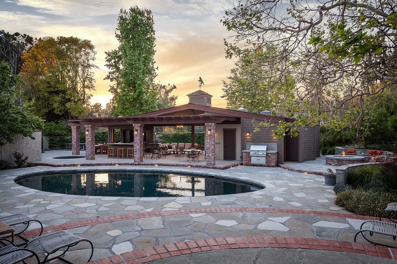 Ultimate Luxury Outdoor Living & Design by HartmanBaldwin