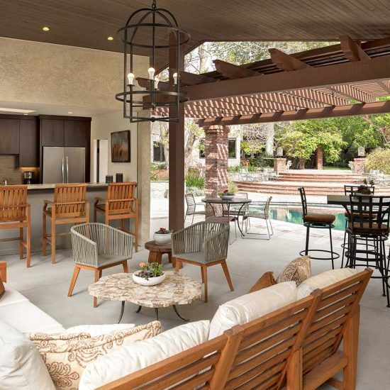 Premier Outdoor Custom Living & Design by HartmanBaldwin