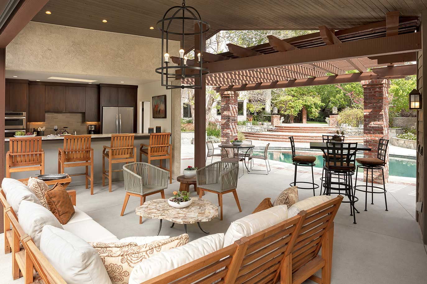 Premier Outdoor Living & Design - Luxury Outdoor Living Spaces on Exclusive Outdoor Living id=82921