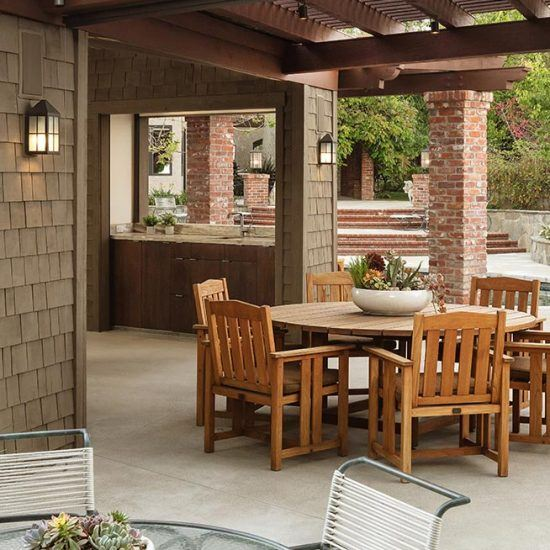 Custom Premier Outdoor Living by HartmanBaldwin