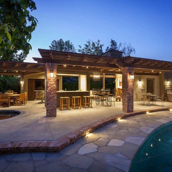 Luxury Outdoor Living by HartmanBaldwin
