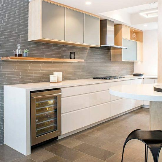 Modern Kitchen Design by HartmanBaldwin