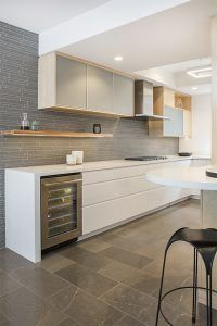 Modern Minimalist Kitchen Design by HartmanBaldwin