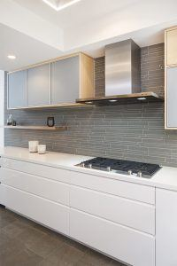 Modern Minimalist Kitchen Design by HartmanBaldwin