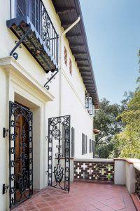 Spanish House & Mediterranean Style Architecture Designed by HartmanBaldwin