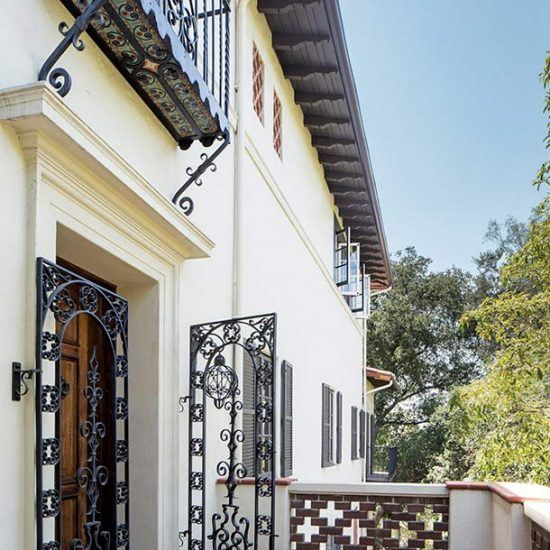 Spanish House & Mediterranean Style Architecture Designed by HartmanBaldwin