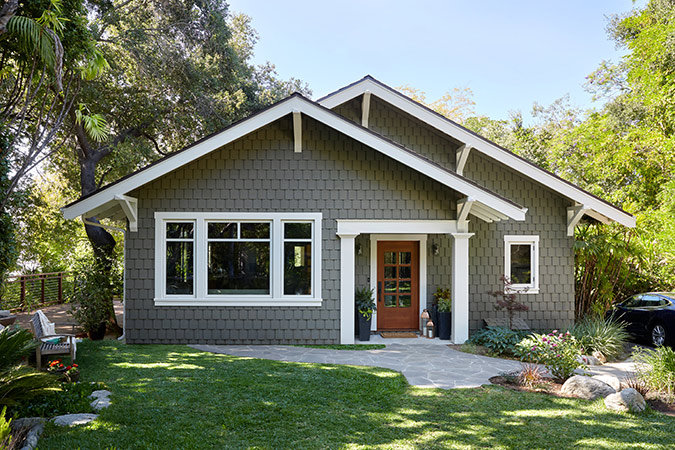 After MiraMonte Contemporary Craftsman Exterior by HartmanBaldwin