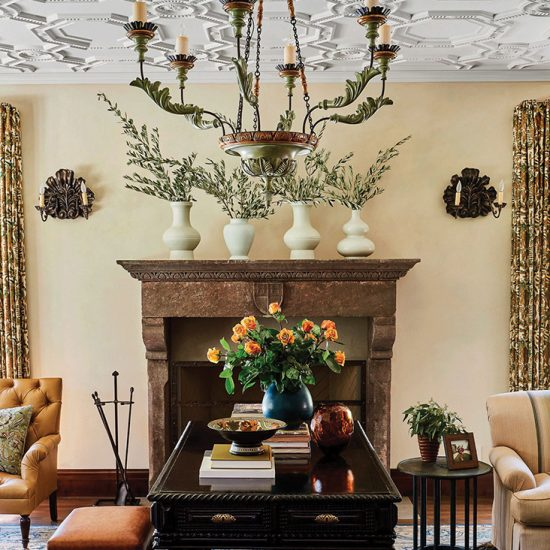 HartmanBaldwin Home Remodeling Company Photo by Architectural Digest