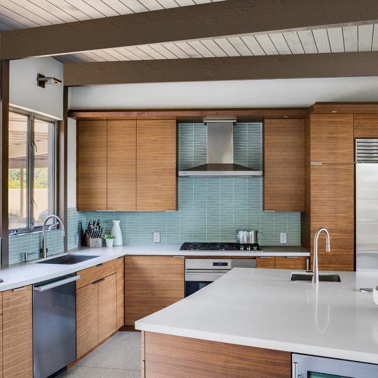 HartmanBaldwin Mid-Century Home Kitchen Renovation