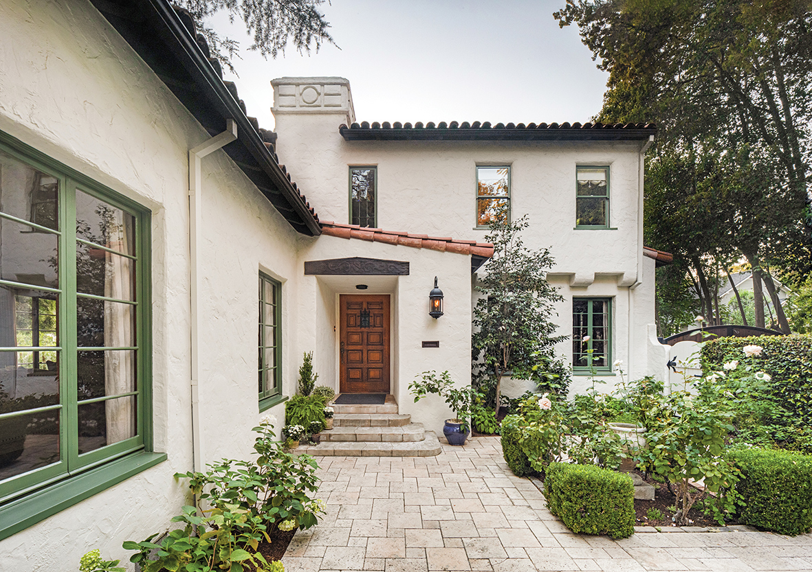 Spanish Revival Renovation by HartmanBaldwin